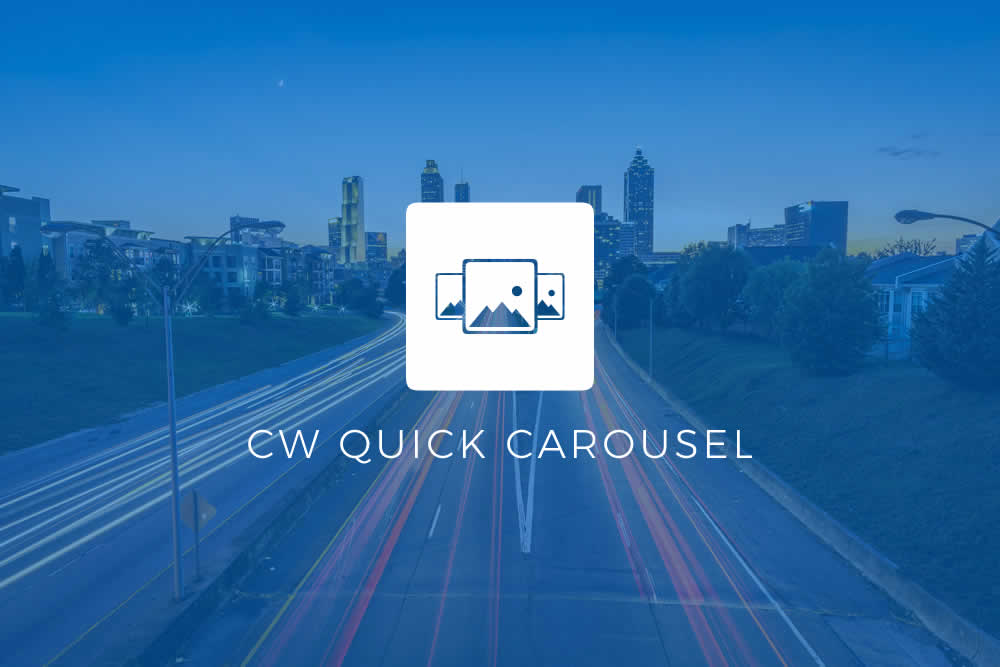 Introducing CW Quick Carousel!